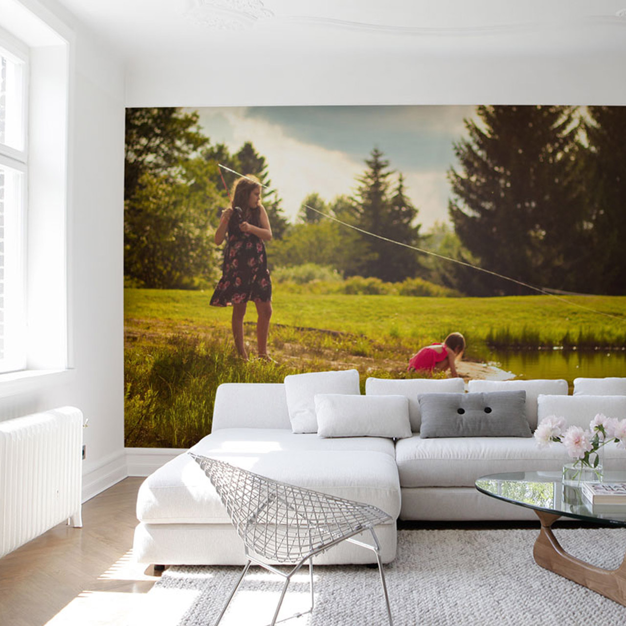 Papel De Parede Fotogr Fico S Papel E Revestimento Papel De Parede -> Mural Parede Sala